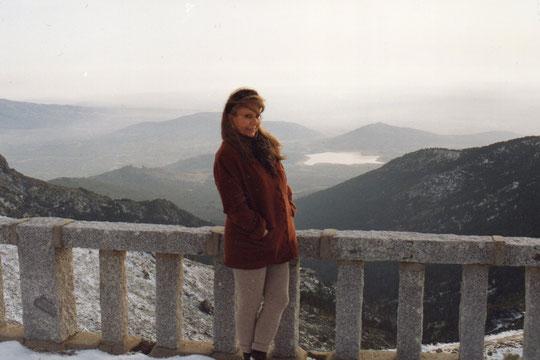 Nos dirigimos a la Granja de Segovia. F. Pedro. P. Privada.