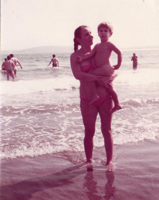 ¡ Me baño con mamita ! F. Pedro. P. Privada.