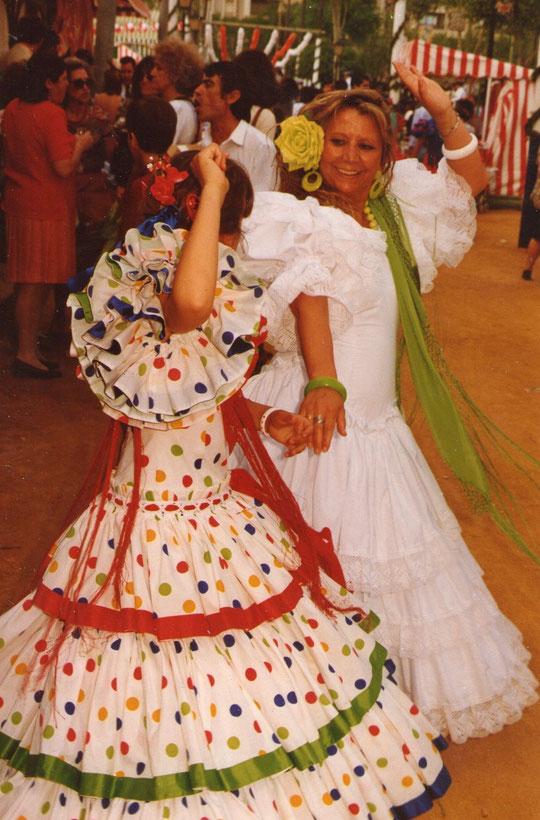 Bailando...........Me paso el dia bailando.