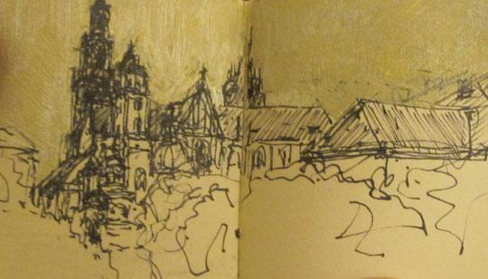 Krakau- Wawel