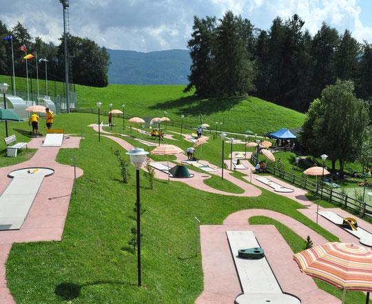 Campo Minigolf Terento