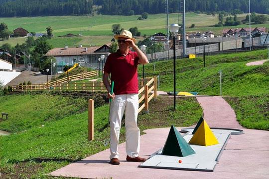 17.07.2010 Bürgermeister Sindaco primo tiro