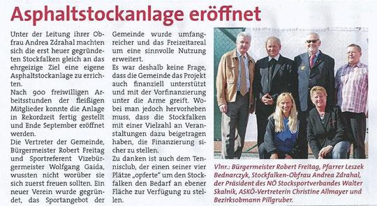 Gemeindeblatt November 2012