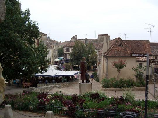 Altstadt von Bergerac, Cyrano de Bergerac