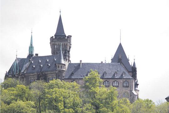 Schloss Wernigerode (Katharina Hamann)