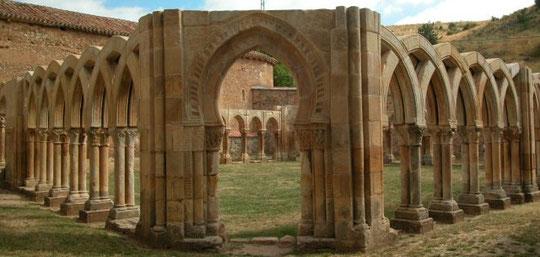 Arcos de San Juan de Duero - Camino de Santiago Soria