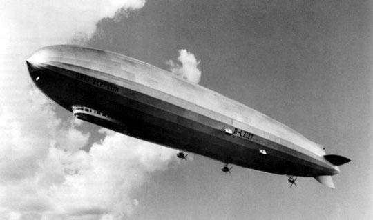 Luftschiff Zeppelin 1937