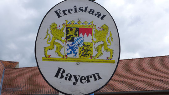 Jetzt endgültig in Bayern gelandet und hier und in Österreich werden die letzten 500 km gelaufen