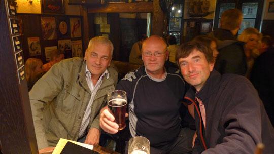 Kann ein Irisch Pub in Nördlingen durchaus die Rettung vor drohender Dehydrierung sein