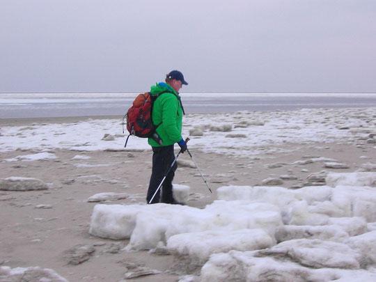 """Wintertraining am Meer """"Grönland auf Spiekeroog"""""""