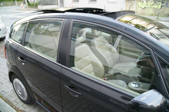 Weltweit einziger Audi A2 1.2 3L mit Open Sky Glasdach