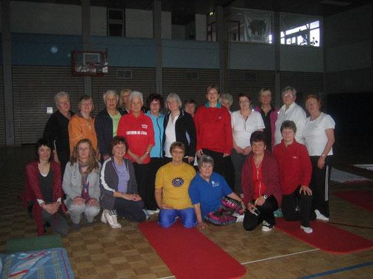 Turner Frauen 2011