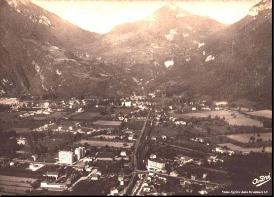 Saint-Egrève dans les années 60