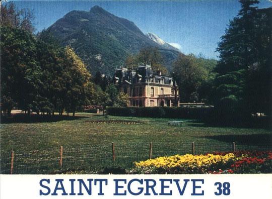 La Mairie de Saint-Egrève