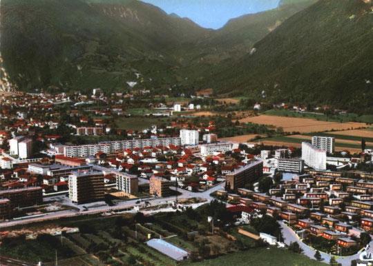 Saint-Egrève dans les années 70