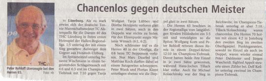 Landeszeitung, v. 17.11.2011