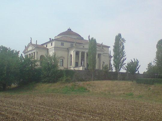 """Villa palladienne """"La Rotonda"""""""