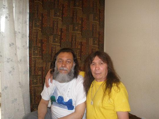 Моисей Лэпэдату - серьезный колдун из Молдавии