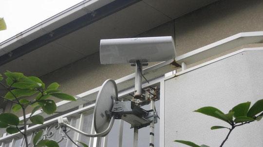 ④DXアンテナ(UDA-700) - ベランダ設置型アンテナでの視聴テスト
