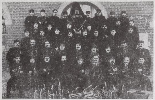La fanfare 1925