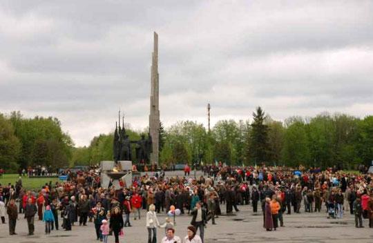 60 лет Победы - 9 мая 2005 года