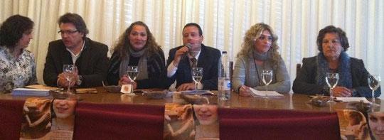 encuentro día internacional de la mujer galera 2012