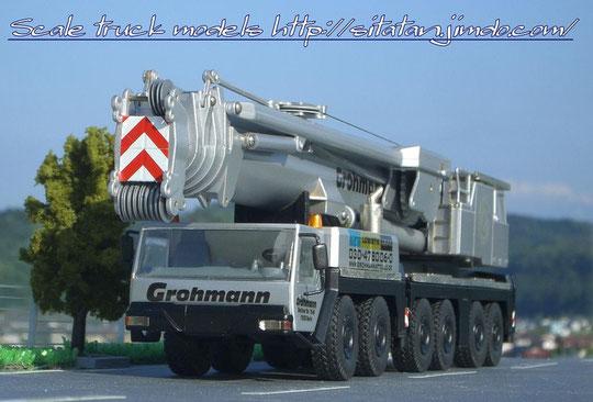 LIEBHERR LTM1300 Grohmann