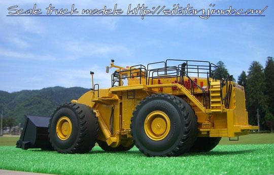 LeTourneau 2350 超大型ホイールローダー