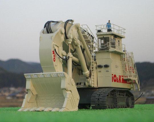 O&K RH-400 12-11 電気式油圧ショベル