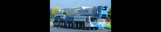 DEMAG AC-1600 ANTHONY