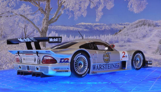 MERCEDES BENZ CLK GTR FIA GT1