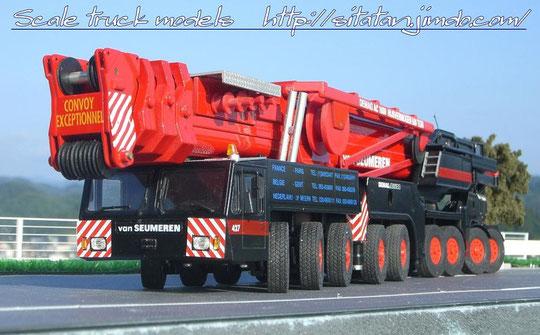 DEMAG AC-1600 Van SEUMEREN