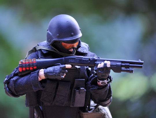 SWAT Team OHAIO Police Department