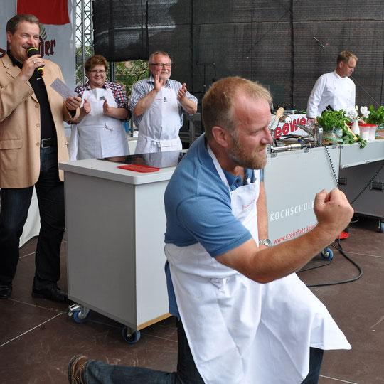 Kochduell 2016 - Platz 1