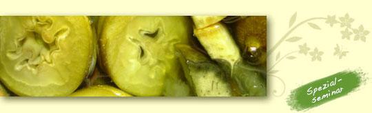 Grüne (Johanni-)Nüsse