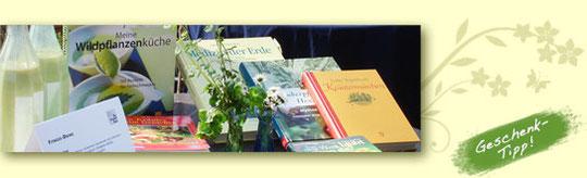 Gutschein für Kräuter-Events oder Kräuterwanderung mit Celia Nentwig