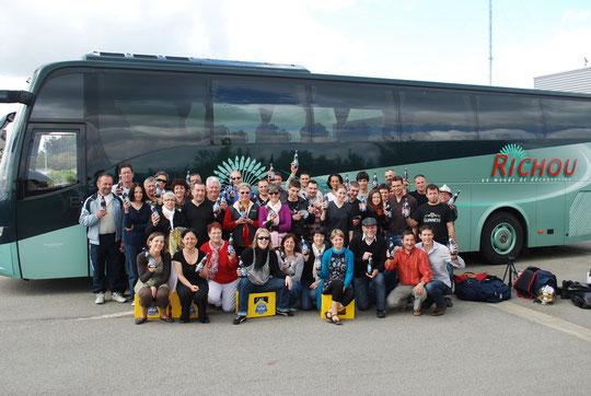 Groupe de Vix - mai 2010