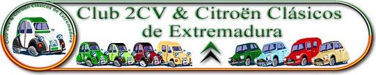 2CV Club de Extremadura (Espangne)