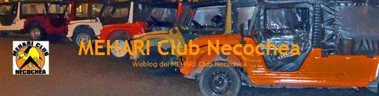 Méhari Club de Nécochea (Argentine)
