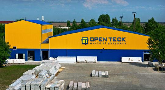 Окна двери Open Teck Опентек Днепропетровск