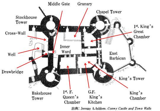 東部詳細図
