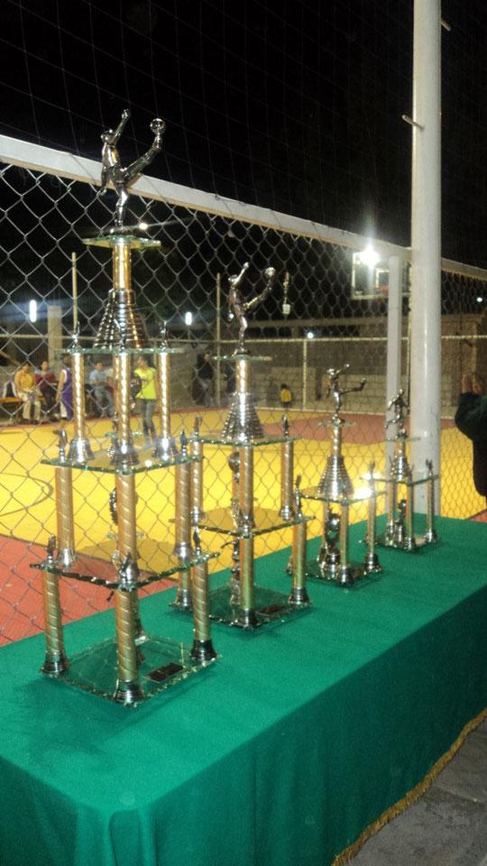 TROFEOS DE FINALES 2011