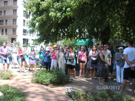 Kultur-Reise in Albanii, polskie grupa