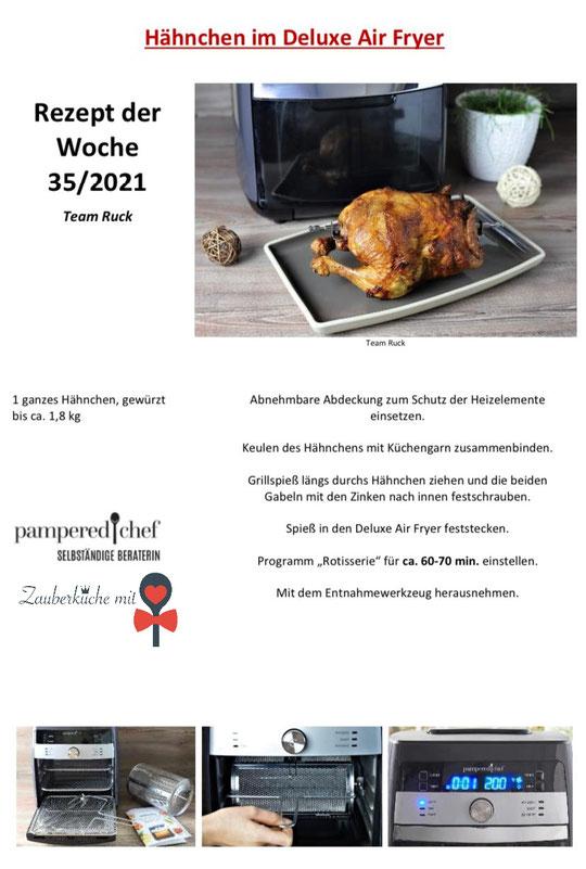 Airfryer Rezepte Pampered Chef