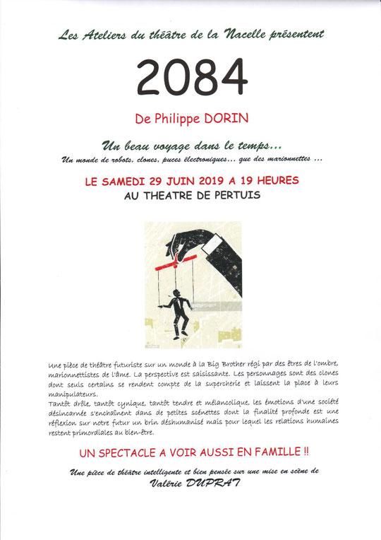 Entrée : 6 euros (spectacle pour adultes)