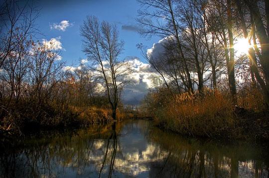 Река Сухайла в окрестностях Салавата