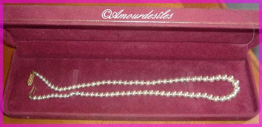 Collier de Perles de Majorque