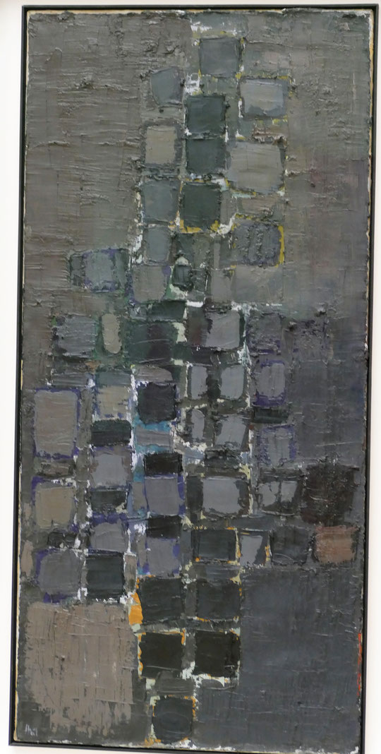Nicolas de Staël : composition, 1951