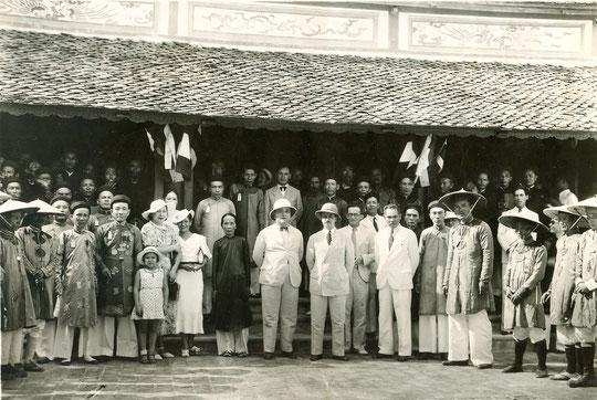 à Ha Tinh en 1936