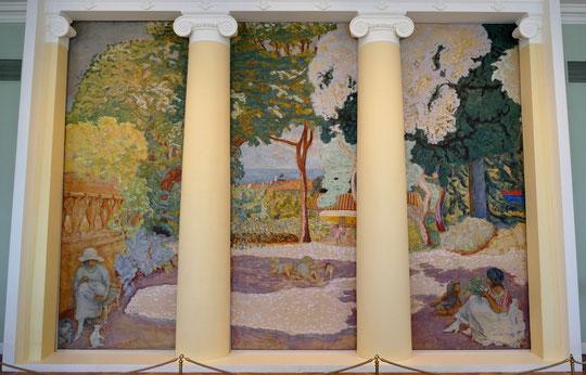 Pierre Bonnard (1867-1947) : triptyque méditerranéen
